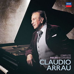 Claudio Arrau Complete Philips...