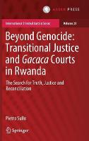Beyond Genocide: Transitional Justice...
