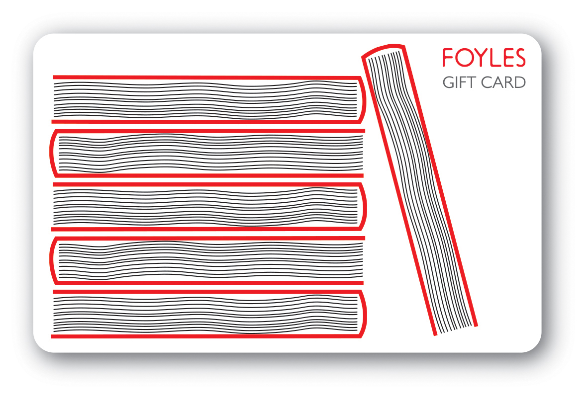 Gift Card 50 GBP Foyles Books
