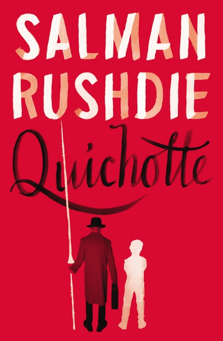 Signed First Edition - Quichotte