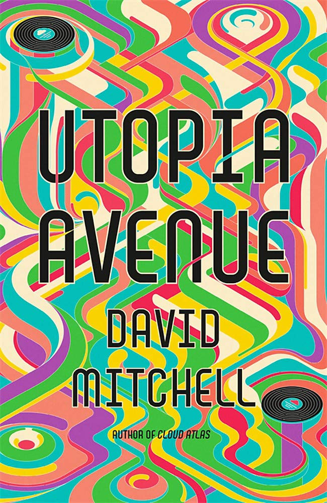 Signed First Edition - Utopia Avenue