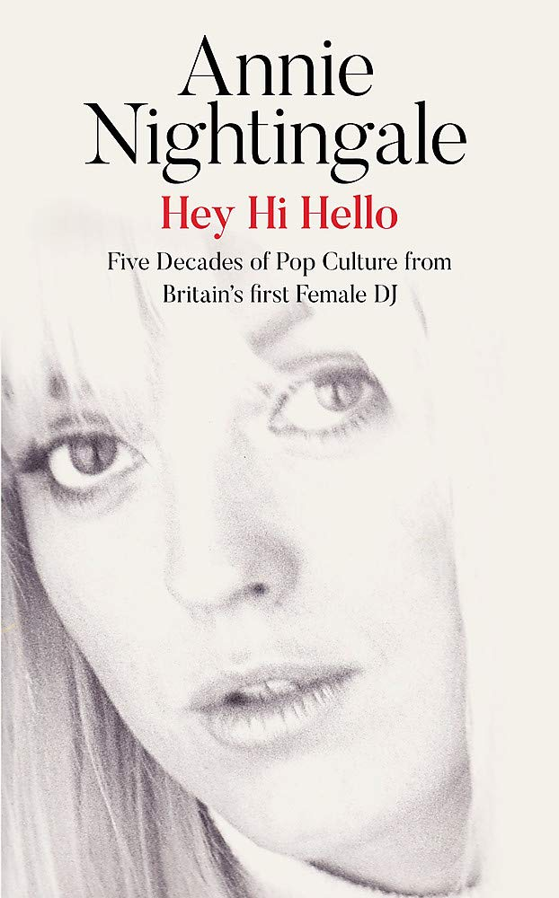 Signed First Edition - Hey Hi Hello