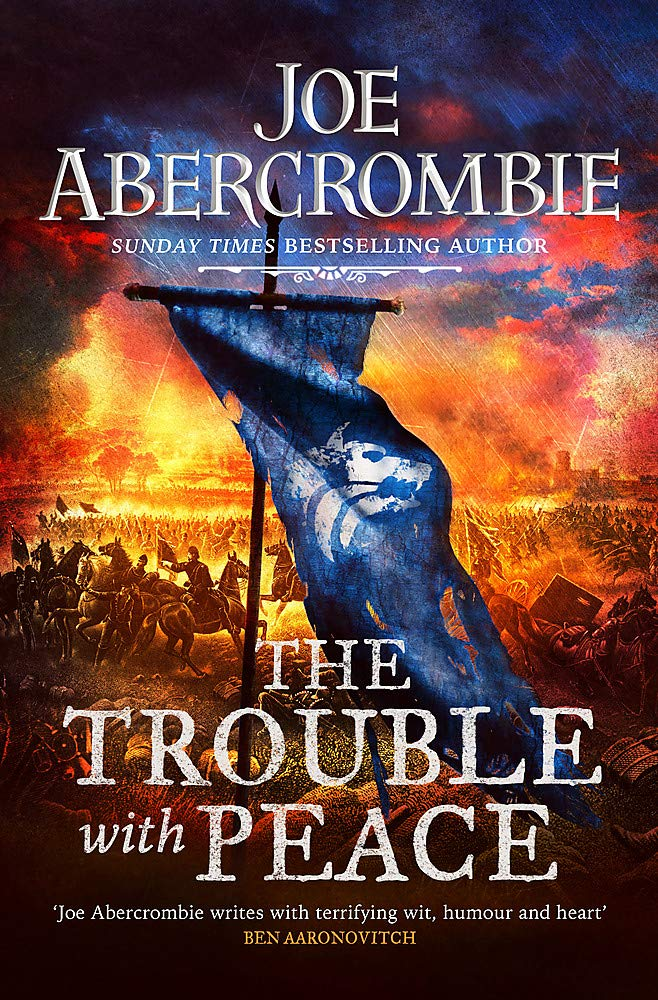 Signed First Edition - The Trouble...