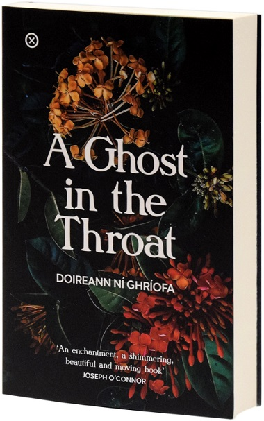 Signed First Edition - A Ghost In The...