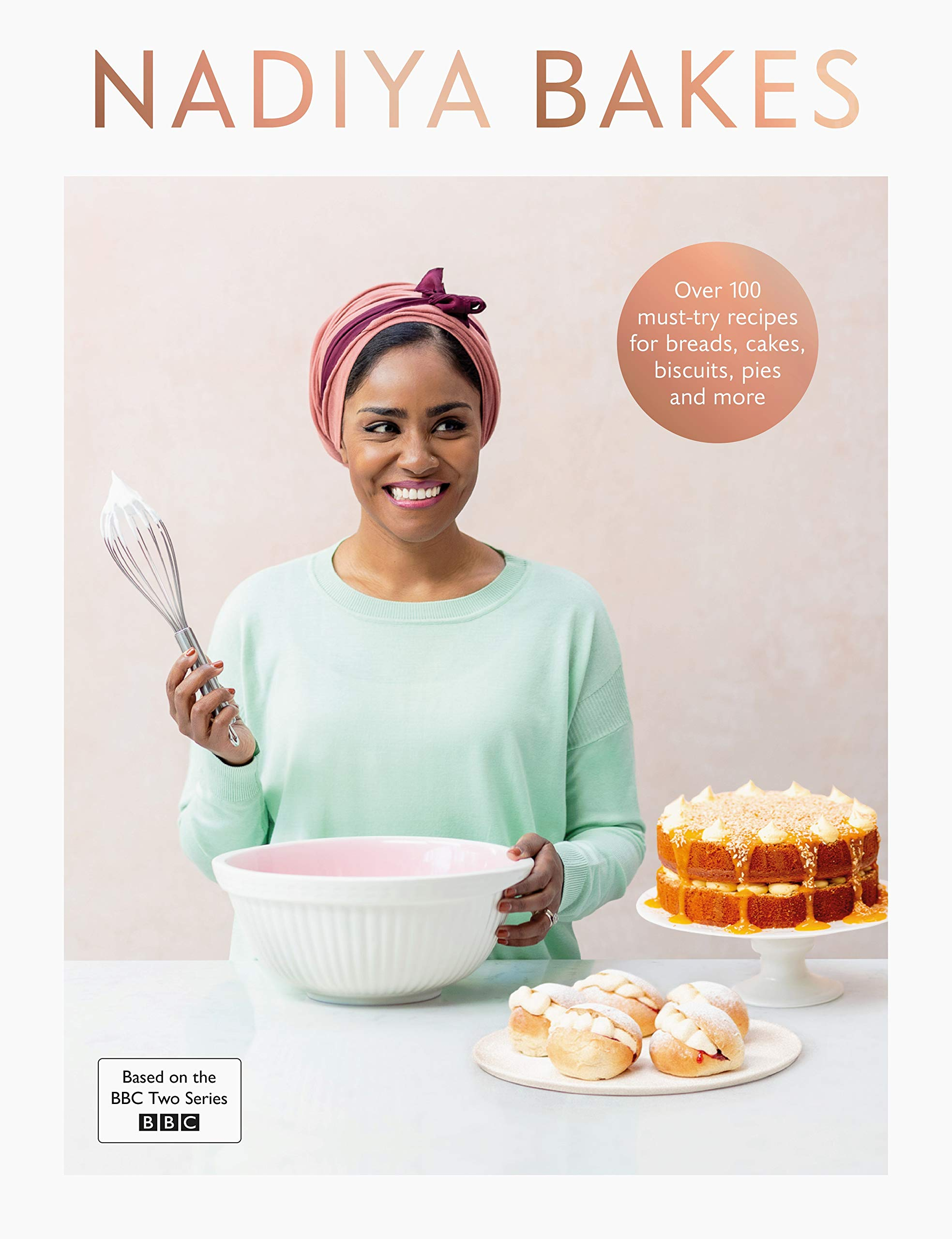 Signed Edition - Nadiya Bakes