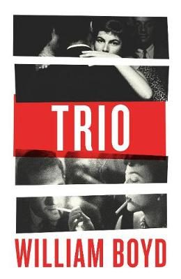 Signed First Edition - Trio