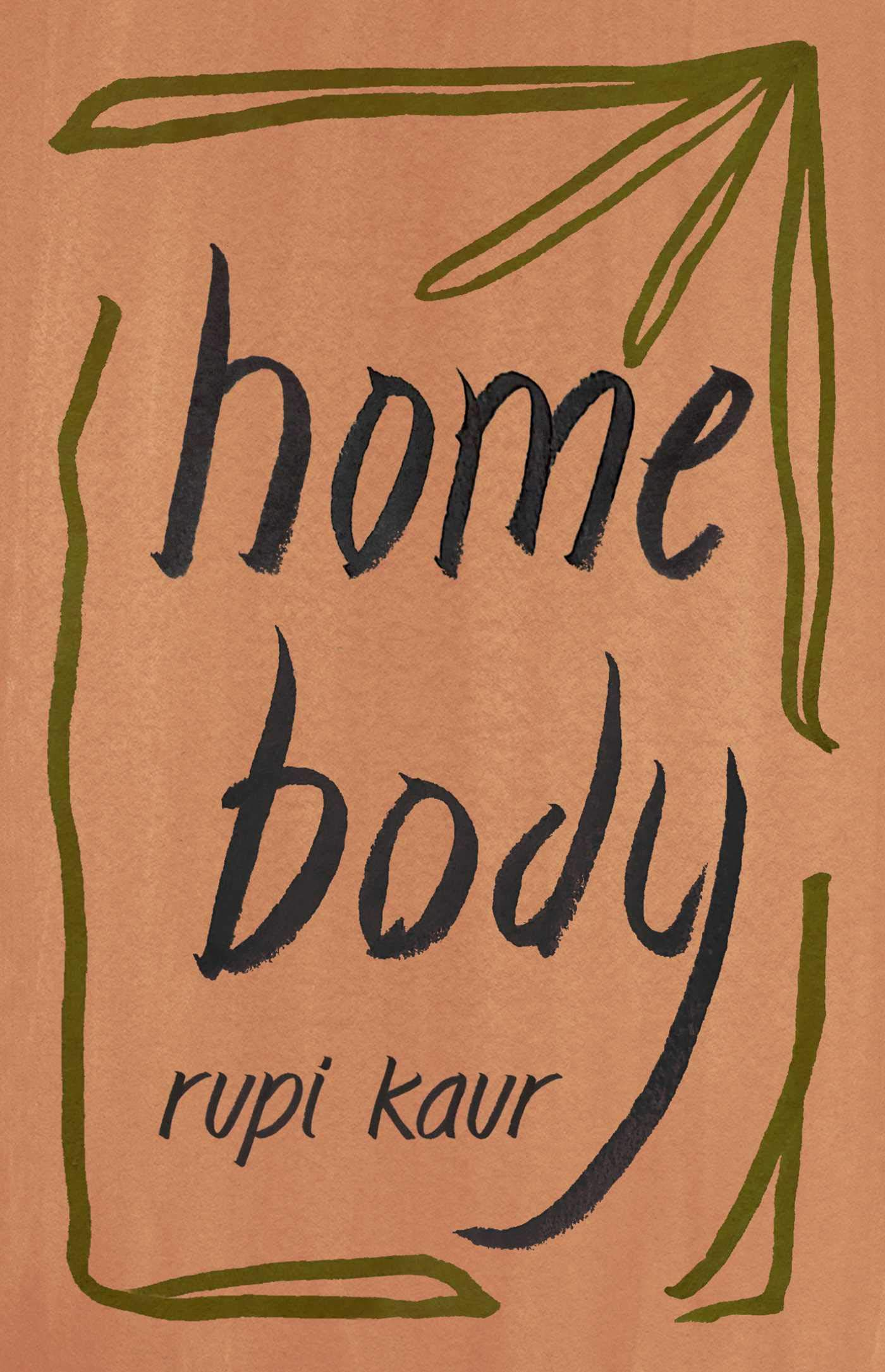 Signed Bookplate Edition - Home Body