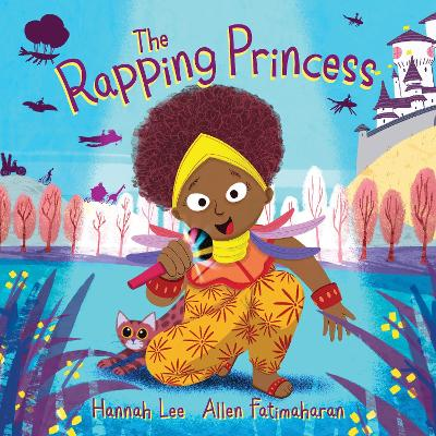 Signed Edition - Rapping Princess