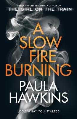 Signed Edition - A Slow Fire Burning