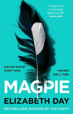Signed First Edition - Magpie