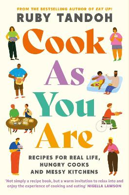 Signed Edition - Cook As You Are:...