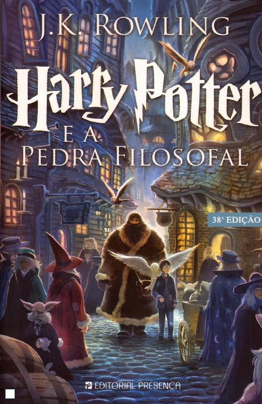 Harry Potter e a pedra filosofal -...