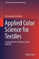 Applied Color Science for Textiles:...