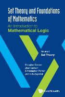 Set Theory And Foundations Of...