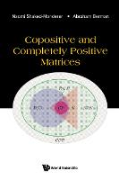 Copositive Matrices And Completely...