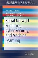 Social Network Forensics, Cyber...