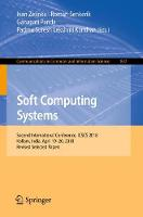 Soft Computing Systems: Second...
