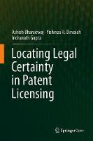 Locating Legal Certainty in Patent...