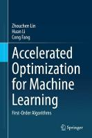 Accelerated Optimization for Machine...