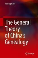 The General Theory of China's Genealogy