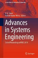 Advances in Systems Engineering:...