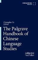 The Palgrave Handbook of Chinese...