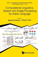 Computational Linguistics, Speech And...