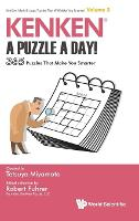 Kenken: A Puzzle A Day!: 365 Puzzles...