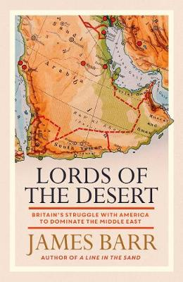 SIGNED COPY - Lords of the Desert