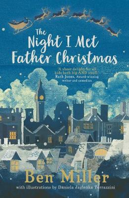 Signed Copy - The Night I Met Father...