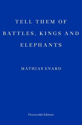 Signed Copy - Tell Them of Battles,...