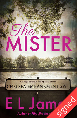 Signed Copy - The Mister