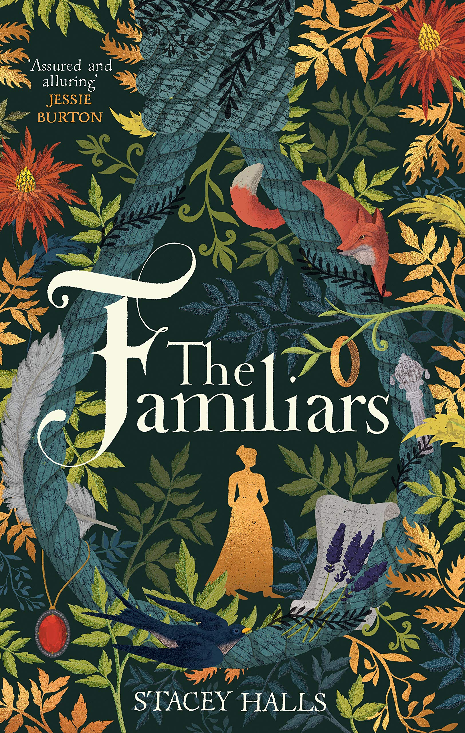 Signed First Edition - The Familiars