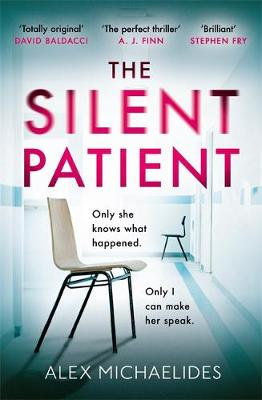 Signed Copy - The Silent Patient