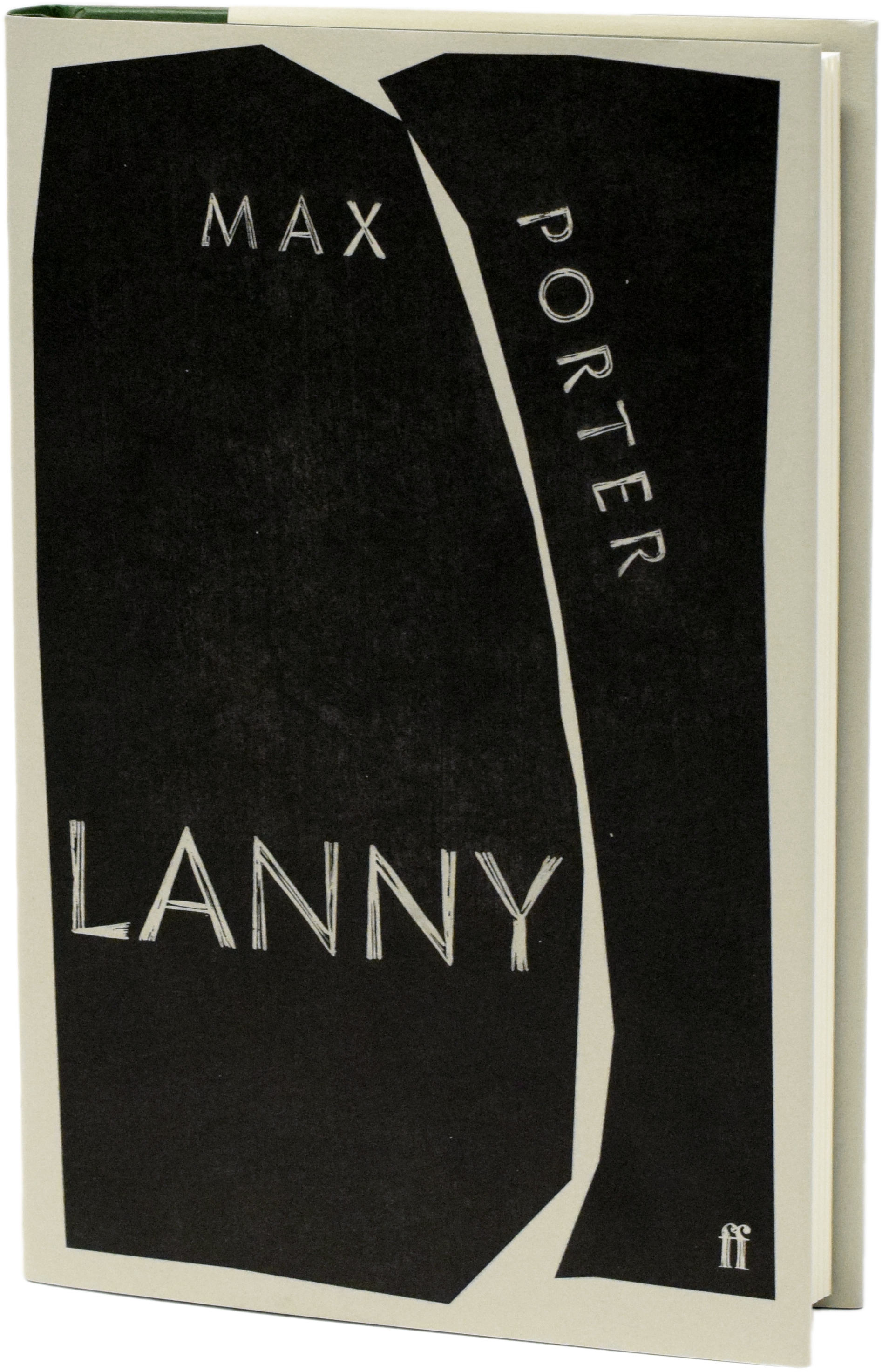 Signed First Edition - Lanny