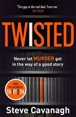 Signed First Edition - Twisted