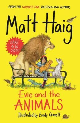 Signed First Edition - Evie and the...