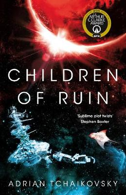 Signed First Edition - Children of Ruin