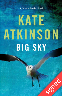 Signed First Edition - Big Sky