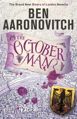 Signed First Edition -  The October Man