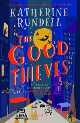 Signed First Edition - The Good Thieves