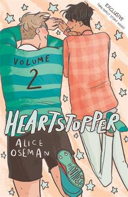 Signed First Edition - Heartstopper...