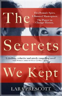 Signed First Edition - The Secrets We...