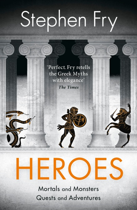 Signed First Edition - Heroes