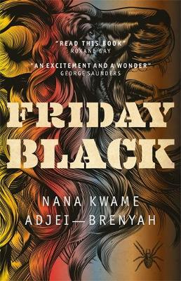 Signed First Edition - Friday Black