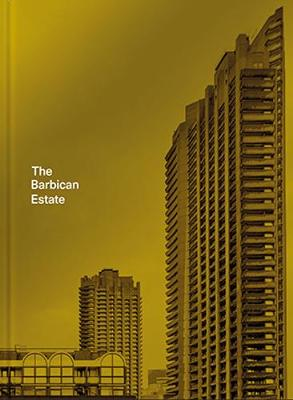 Signed First Edition - The Barbican...
