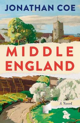 Signed First Edition - Middle England
