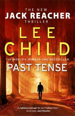 Signed First Edition - Past Tense