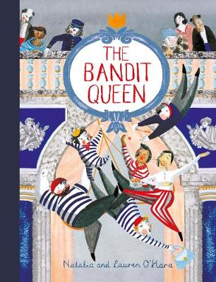 Signed First Edition - The Bandit Queen