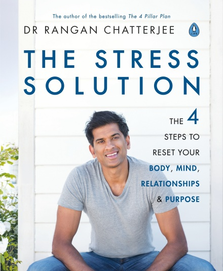 Signed First Edition - The Stress...
